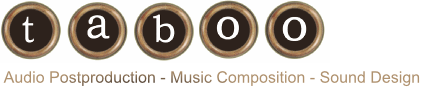Taboo Studio Records